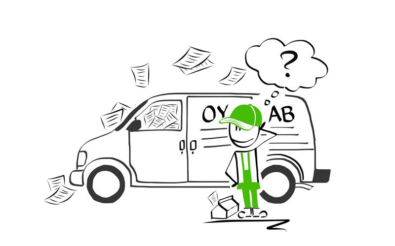 eTasku auttaa sinua pitämään matkalaskut ojennuksessa!