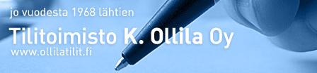 Tilitoimisto K. Ollila Oy