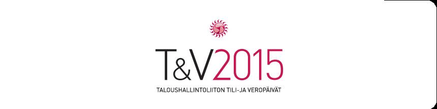 Tili- ja Veropäivät 2015