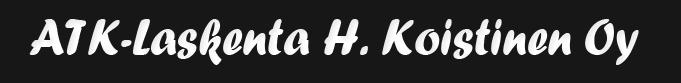 ATK-Laskenta H. Koistinen Oy