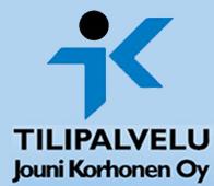 Tilipalvelu Jouni Korhonen Oy