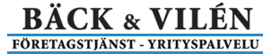 Bäck & Vilén Oy